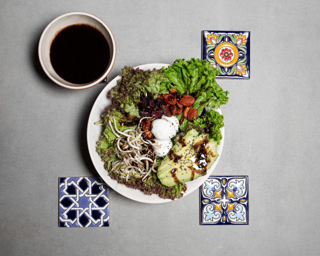 Salad Paulina Vega